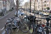 Kanal ve bisikletler