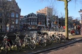 Bisikletlere her yer serbest..