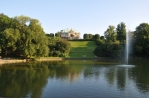 Zwinger sarayı dış bahçesi