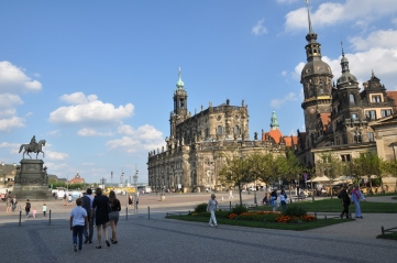 Eski şehir meydanı