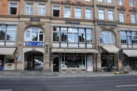 Pfunds Molkerei dükkanı