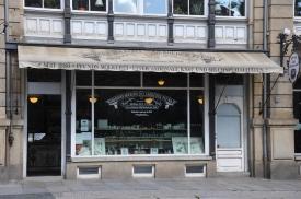 Pfunds Molkerei sütlü ürünler dükkanı