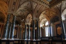 Semperoper iç mimarisi